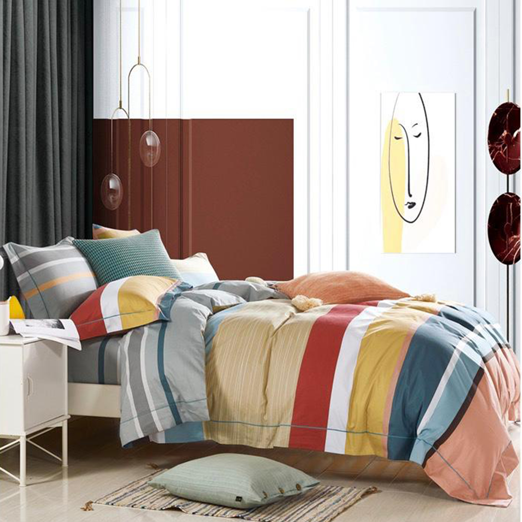 (FLAT 50% OFF) Bellagio Shores Bedsheet