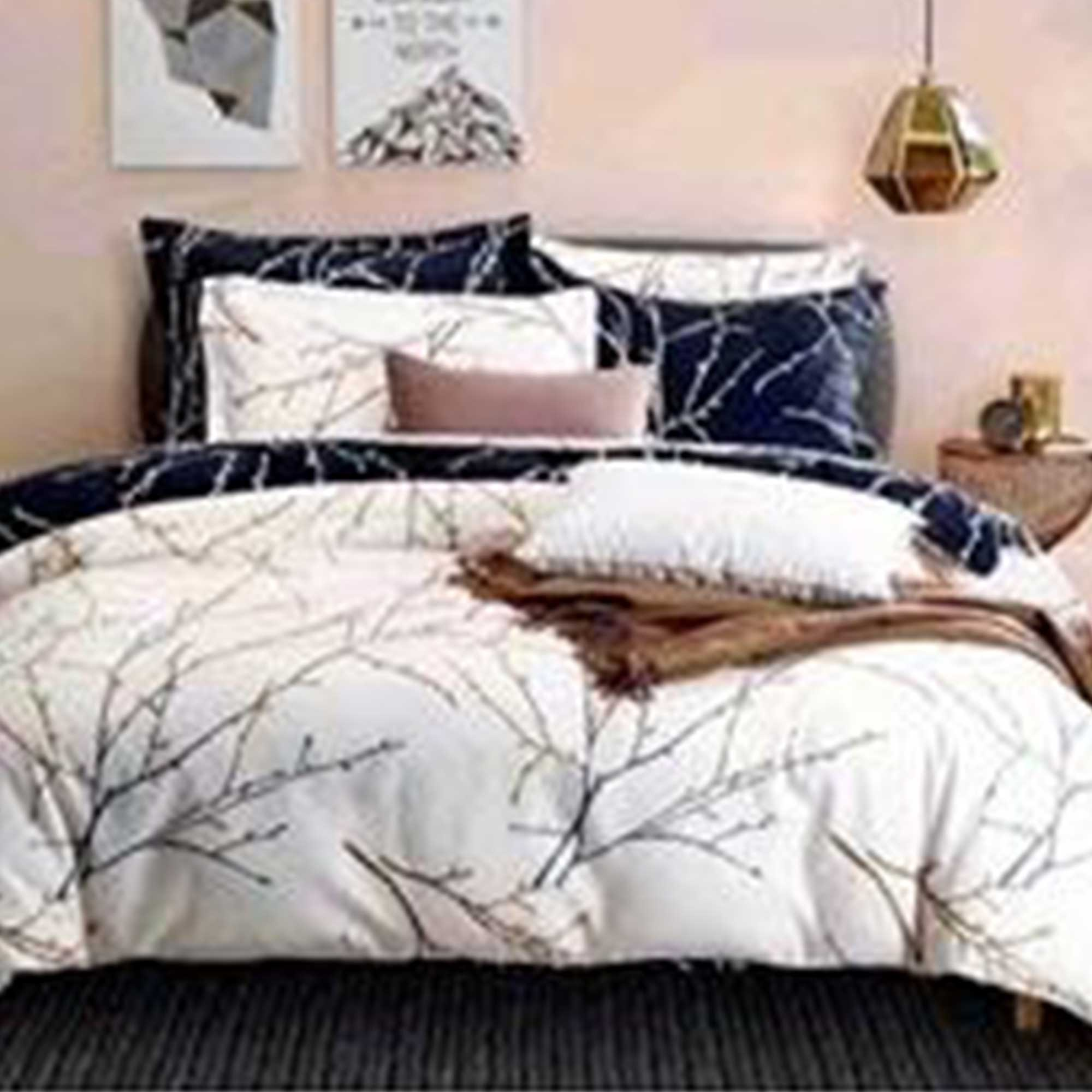 (FLAT 50% OFF) Bellagio Princely Bedsheet