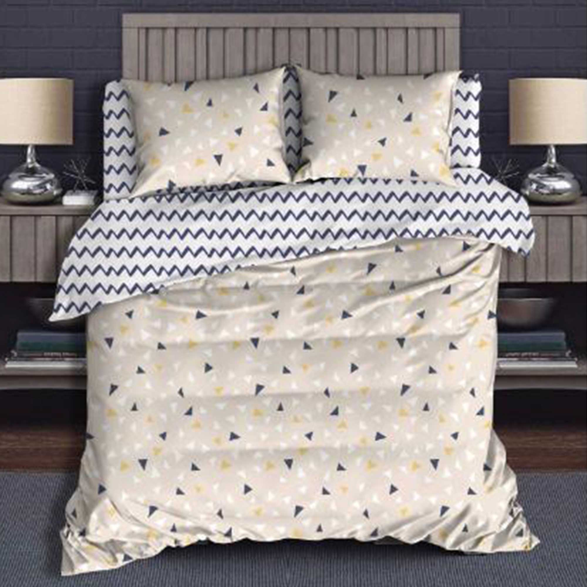 (FLAT 50% OFF) Bellagio Finespun Bedsheet