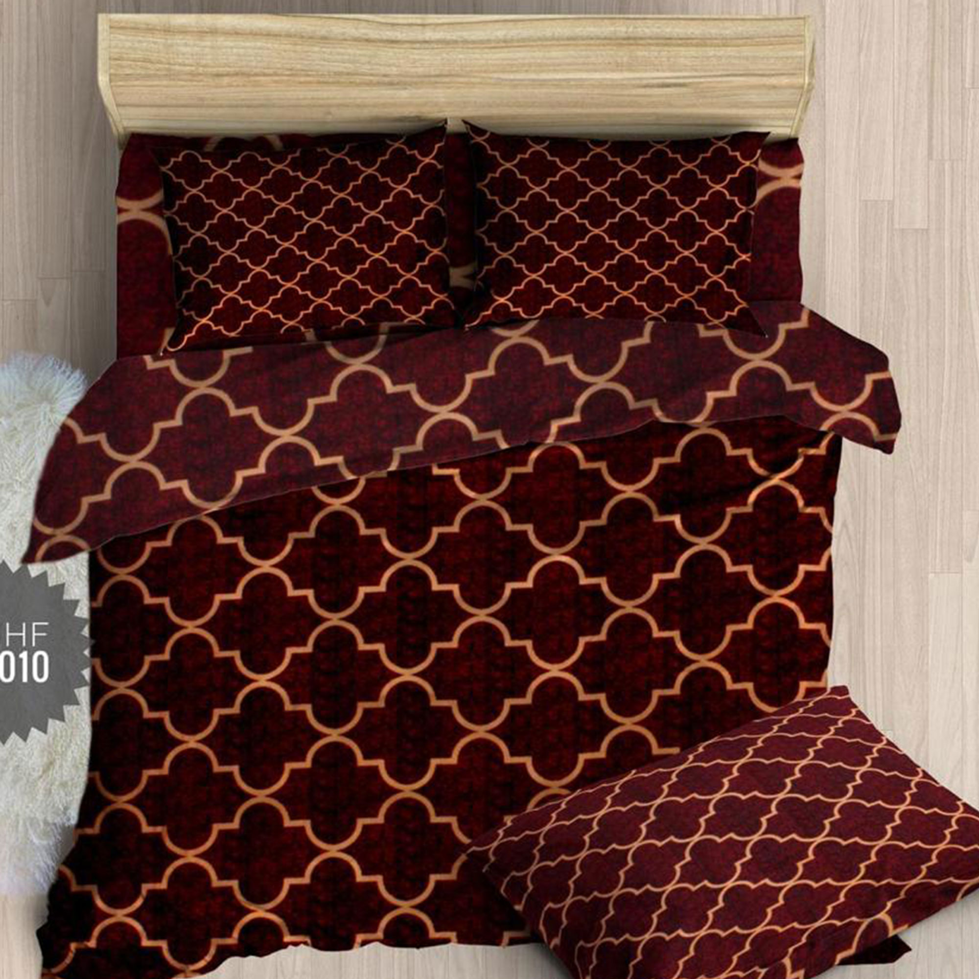 (FLAT 50% OFF) Bellagio Elan Bedsheet